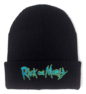 Image Unavailable. Image not available for. Color  RICK AND MORTY Beanie Hat  ... a3f8d270044