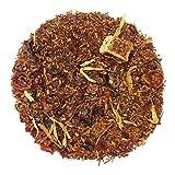 The Tea Farm - Mango Rose Hip Rooibos Herbal Tea - Loose Herbal Tea (8 Ounce Bag)