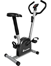 TecTake 401077 Velo D Appartement ELLIPTIQUE ERGOMETRE Fitness Cardio Gym avec Ordinateur LCD