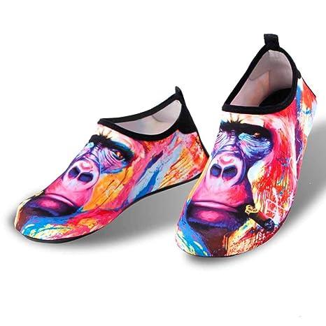 Hombre Mujer Zapatos de Agua Playa Zapatillas de Deportes ...