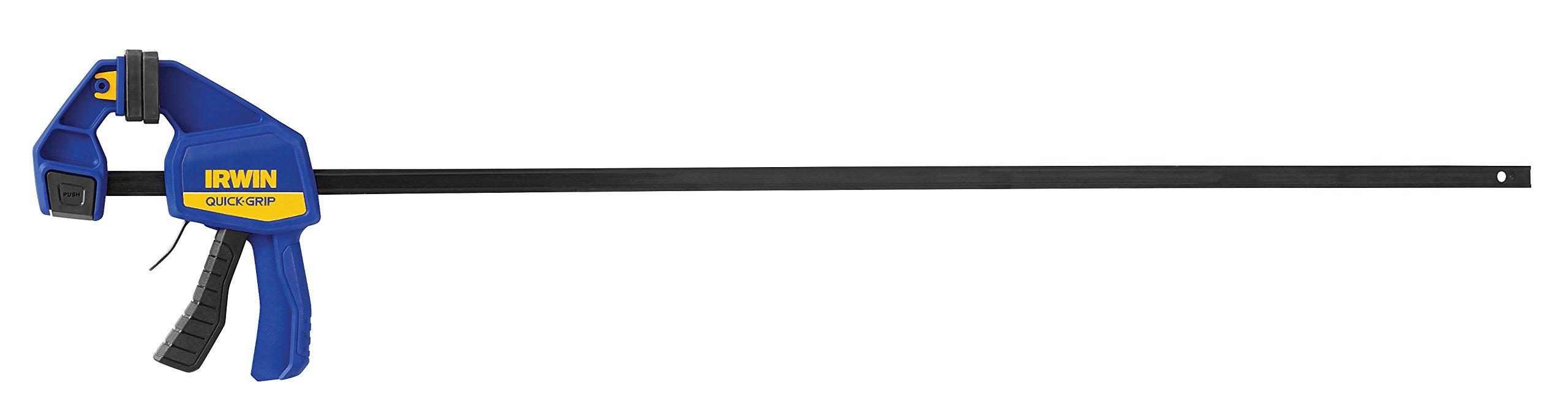 IRWINQUICK-GRIPOne-Handed Bar Clamp, Medium-Duty, 36'', 1964741