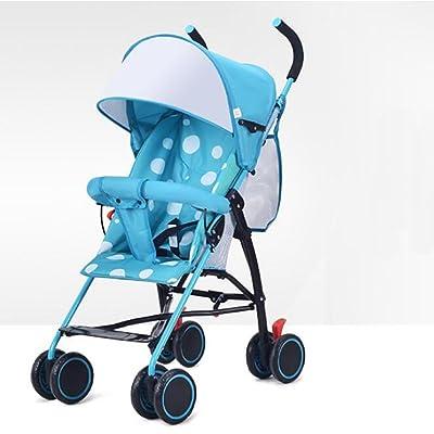 LOVE voiture parapluie pliable portable ultra-léger enfants assis chaises pousser