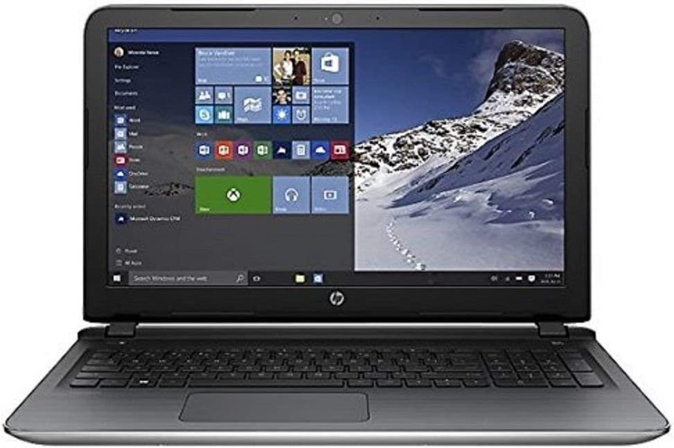"HP Pavilion 15t Flagship 15.6"" HD IPS Laptop Computer, Intel Core i5-6200U 2.3GHz up to 2.8GHz, 6GB RAM, 1TB HDD, DVD/CD Burner, HDMI, WiFi, Webcam, USB 3.0, Windows 10 (Renewed)"