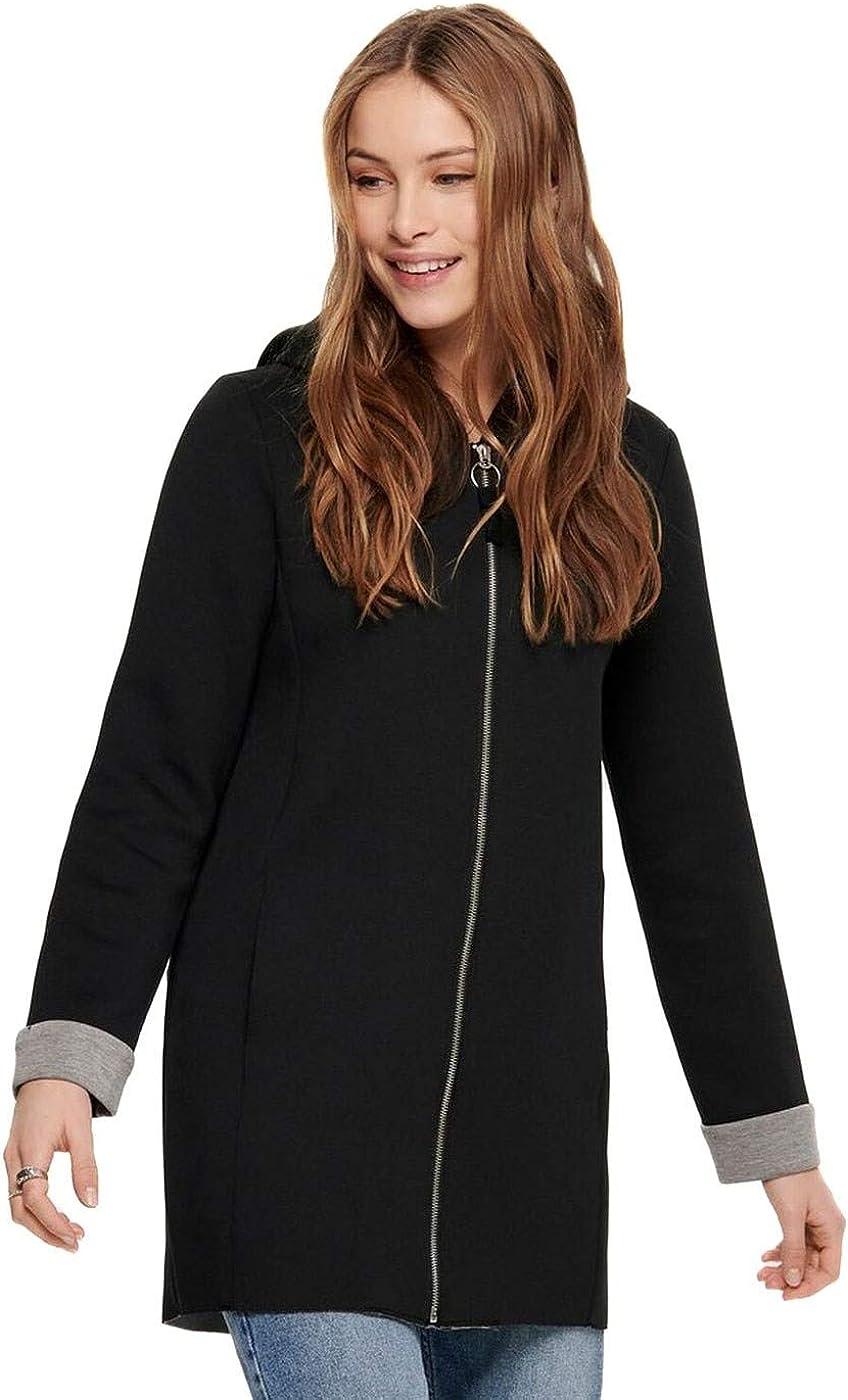ONLY Damen Onllena Bonded Coat OTW Mantel
