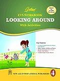 Golden EVS Workbook Looking Around with Activities for Class IV