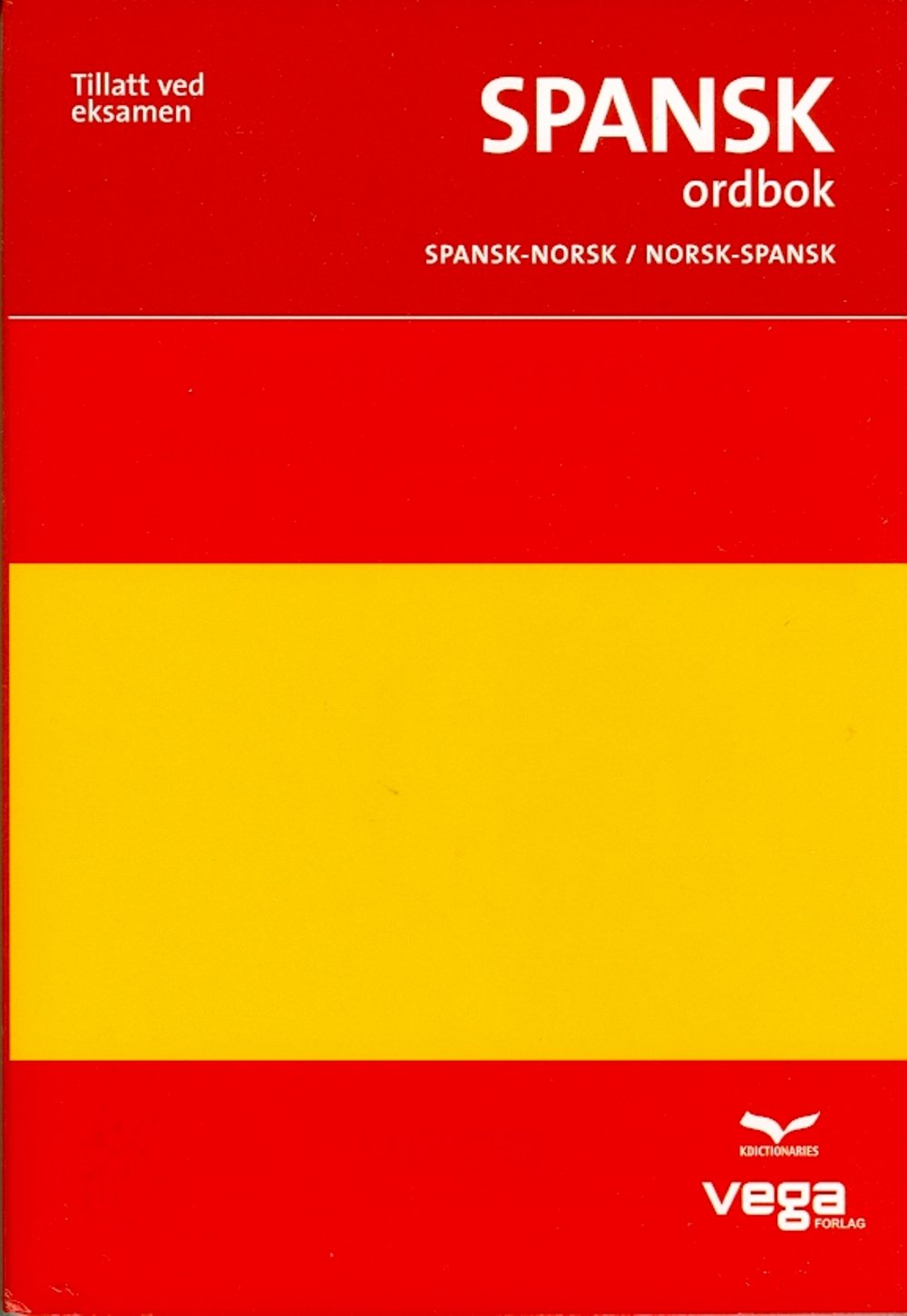 norsk spansk ordbok