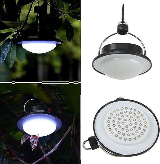 Portable Super Bright 11 LED Camping Tent Lantern Fishing Light Lamp Hiking O UL
