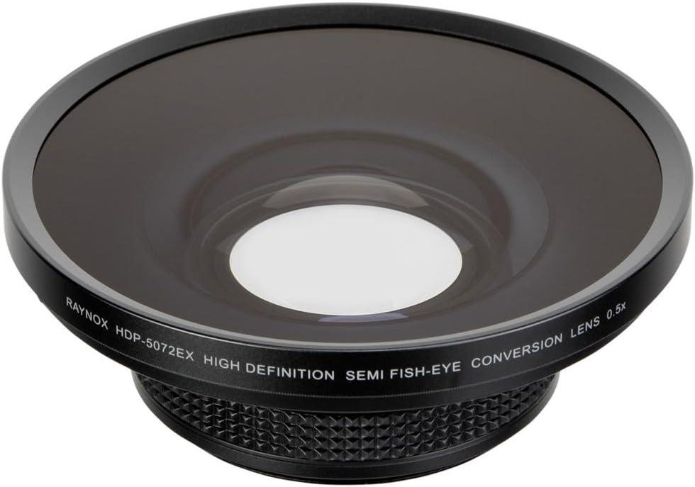 Raynox HDP-5072EX High Definition 0.5x Semi-Fisheye conversion Lens