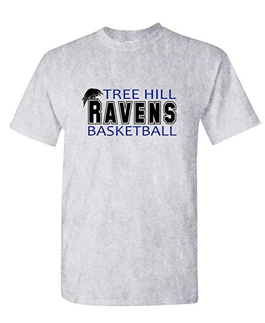 The Goozler Tree Hill Ravens - Camiseta de algodón para ...