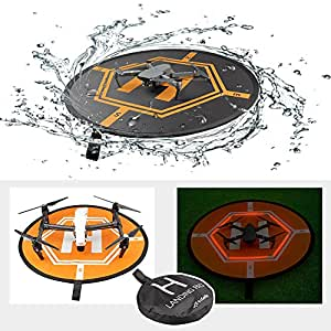 RCstyle Popular Christmas Gift - DJI Mavic Pro/Spark Protective Fast-fold Drone Landing Pad For Remote Control Helicopters Air Base Quadcopters