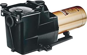 Hayward W3SP2605X7 Super Pump Pool Pump, 0.75 HP