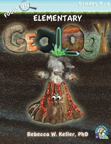 Focus On Elementary Geology Student Textbook (softcover)