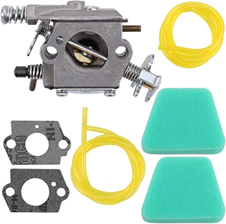 For Walbro WT-891//W-20//WT-89 Carburetor kit Accessories Air Filter High quality
