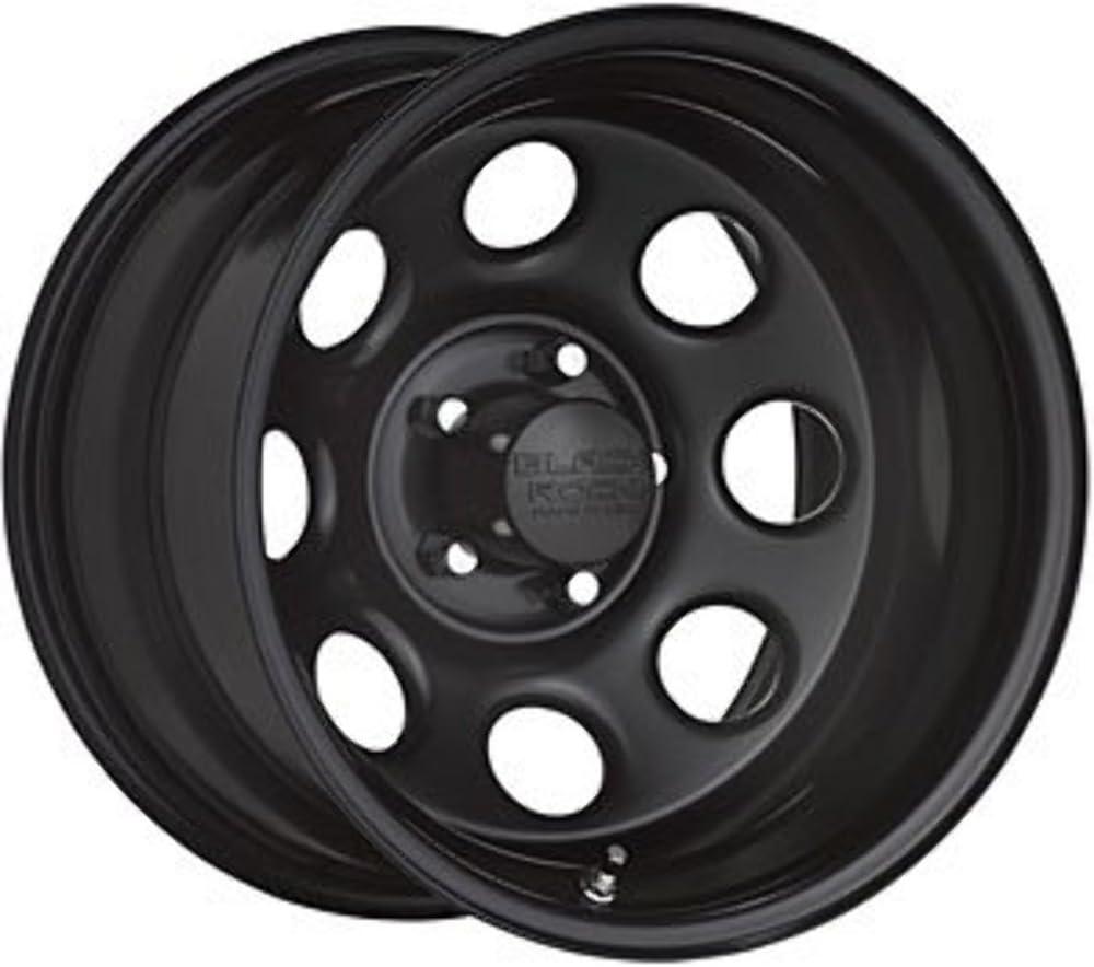 Pro Comp 98 Gloss Black Wheel 15x8//6x114.3mm