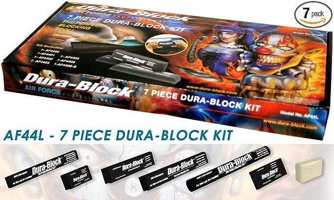7 pc Dura-Block Kit Dura-Block AF44L DRB
