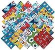 Robert Kaufman DR SEUSS FAVORITES RETURNS Precut 6.5-inch Cotton Fabric Quilting Squares Charm Pack Assortment