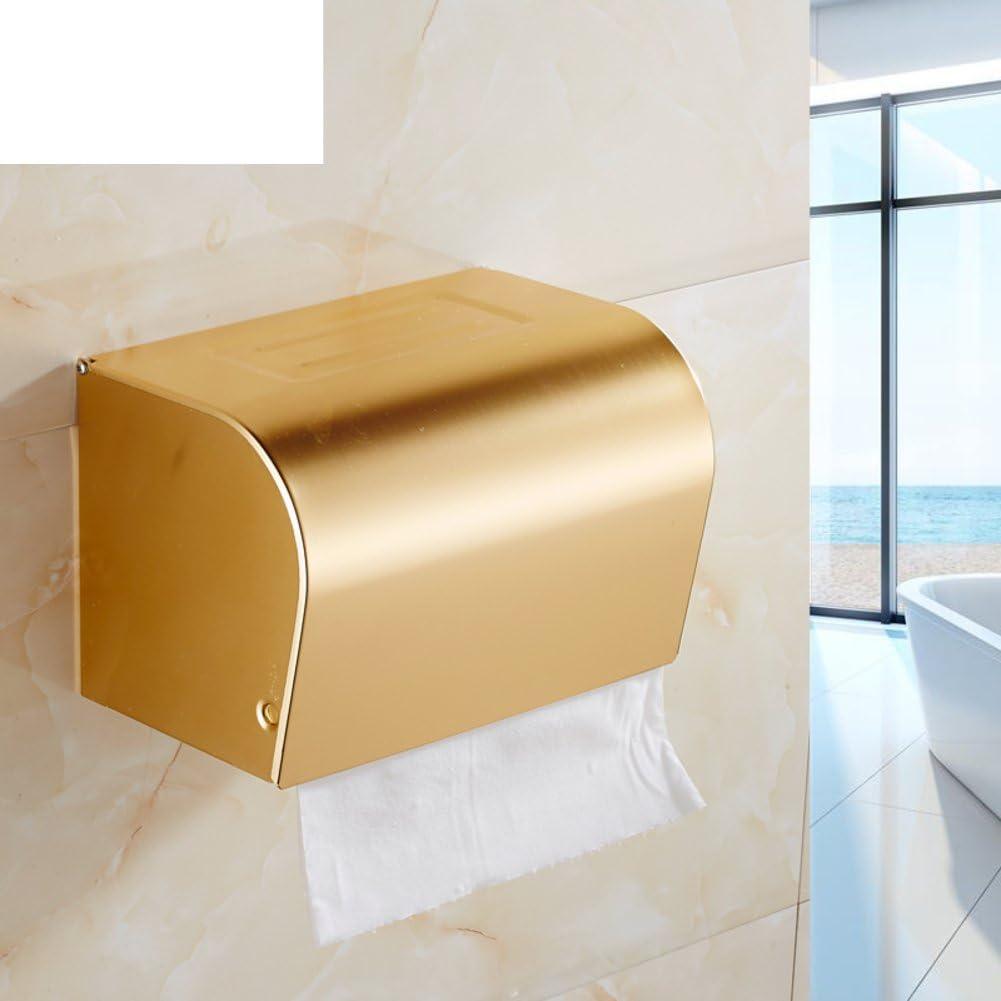 Tocador de tejido caja alargada Espacio papel higiénico caja de ...