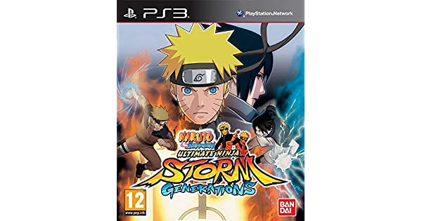 Naruto Shippuden : ultimate Ninja storm generations ...