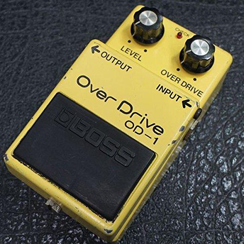 BOSS/OD-1 Over Drive NEC4558C ACA B07FL33XLX