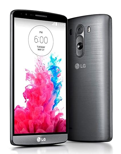 LG G3 D855 Unlocked Android Smartphone 13MP OIS Plus Camera 5 5IN 2K Quad  HD IPS 32GB NFC Black