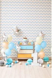 Boy 1st Birthday Theme