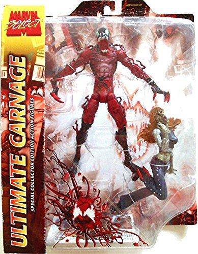 ultimate carnage marvel select - 2