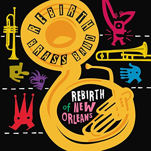 - Rebirth Of New Orleans