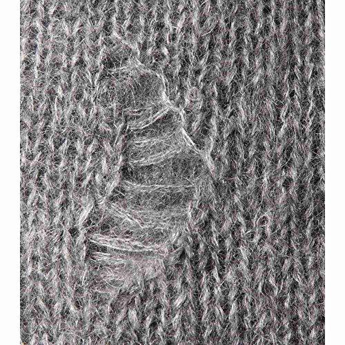 (イヴ サンローラン) Saint Laurent レディース トップス カーディガン Mohair-blend cardigan [並行輸入品]