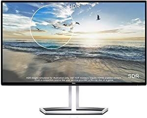 "Dell S2418HN Monitor 24"" Infinity Edge Full HD HDR Display"