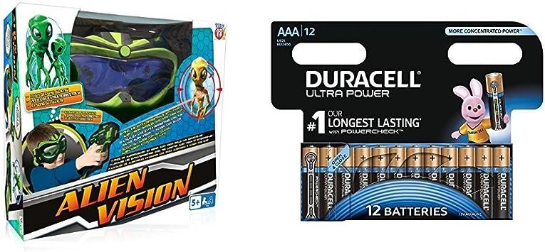 IMC Toys - Alien vision (95144) con Duracell Ultra Power - Pack DE ...