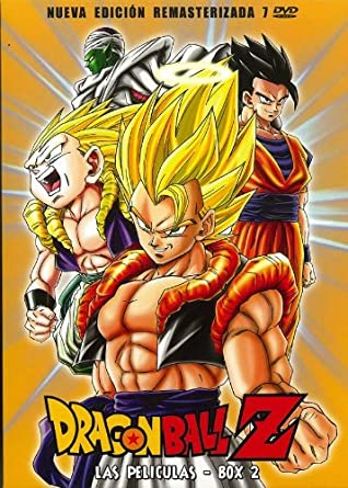 Dragon ball Z: Las peliculas (Vol. 2) [DVD]: Amazon.es: Cine y ...