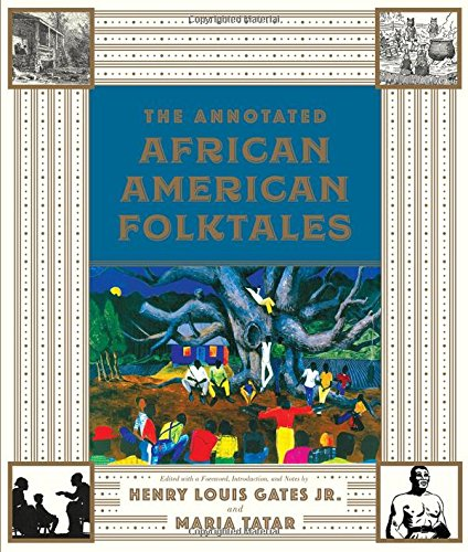 The Annotated African American Folktales (The Annotated Books) cover