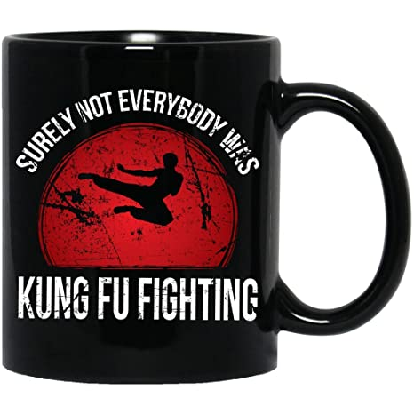 Amazon com: Surely Not Everybody Was Kung Fu Fighting