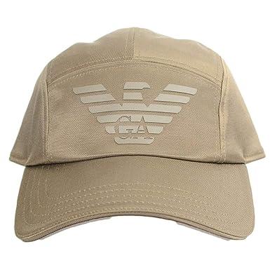 Emporio Armani - Gorra de béisbol - para Hombre Verde Caqui Taille ...