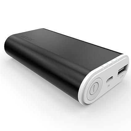 Amazon.com: Power Bank, VINSIC 6000 mAh Portable Power Bank ...