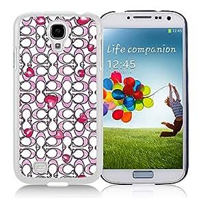 Coach 33 White Samsung Galaxy S4 I9500 i337 M919 i545 r970 l720 Screen Phone Case Unique and Grace Custom Designed