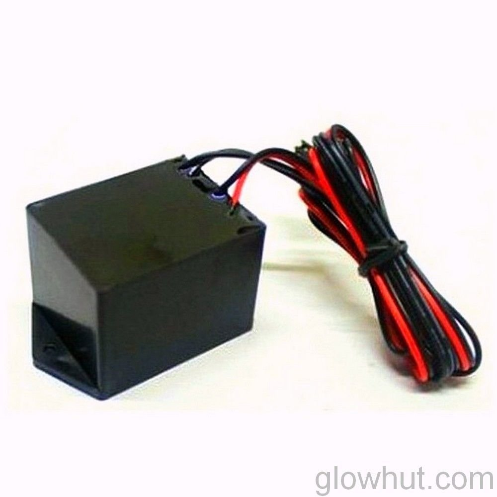 Amazon.com: 12 volt electroluminescent inverter for EL panel strip ...
