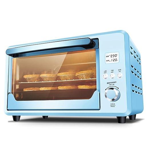DULPLAY Horno tostador, Mini, Gran capacidad de 25 l ...