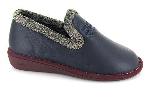 Nordikas, 305/8, Zapatilla azul marino de Mujer, talla 42: Amazon.es: Zapatos y complementos