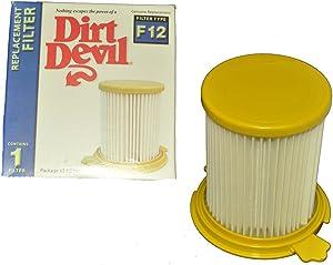 Dirt Devil F12 Filter