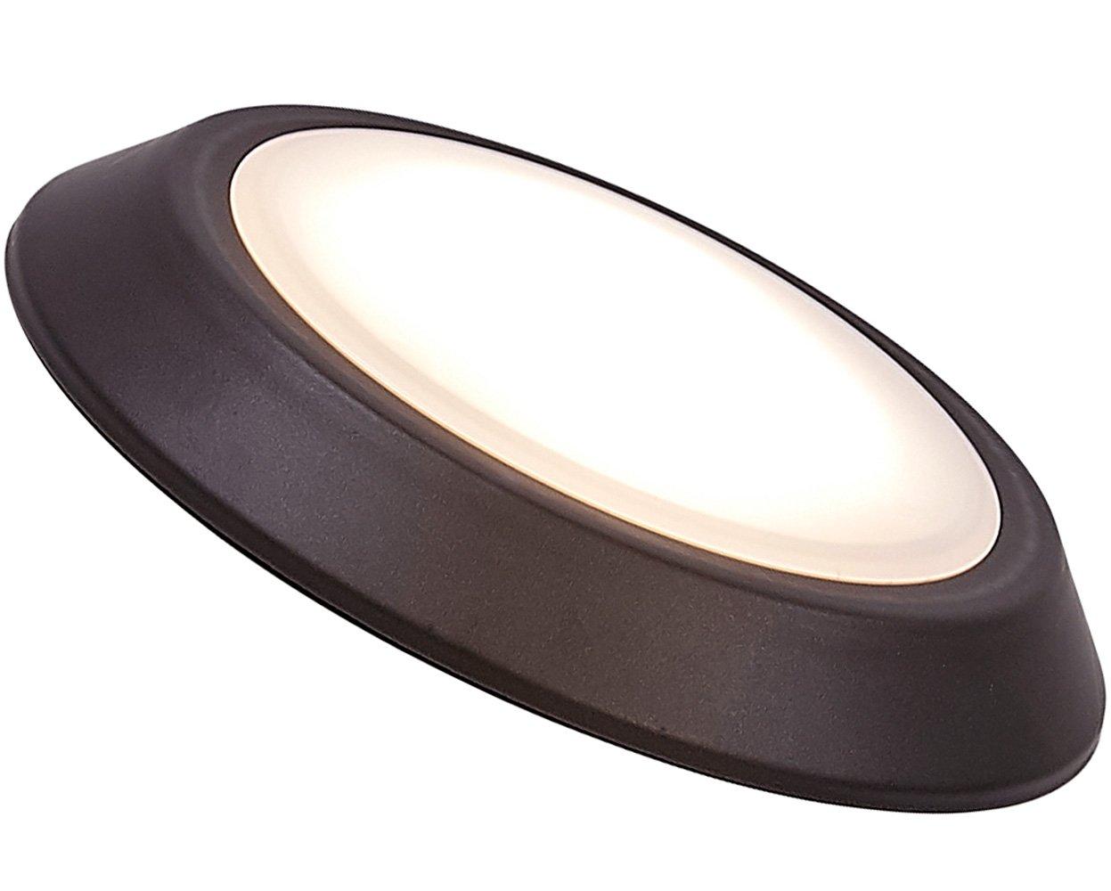 New Round Flush Mount Thin Ceiling Light
