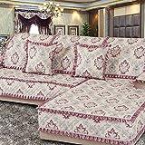 Sofa cushions,fabric simple non-slip about modern sofa cover, sofa-B 90x160cm(35x63inch)