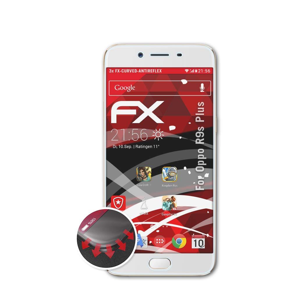 atFoliX Anti-Choque Lámina Protectora de Pantalla para OPPO R9s ...