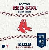 Turner Boston Red Sox 2016 Box Calendar, January-December (8051397)