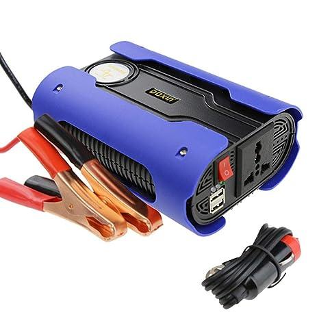 Amazon.com: Convertidor de corriente de 500 W, onda ...