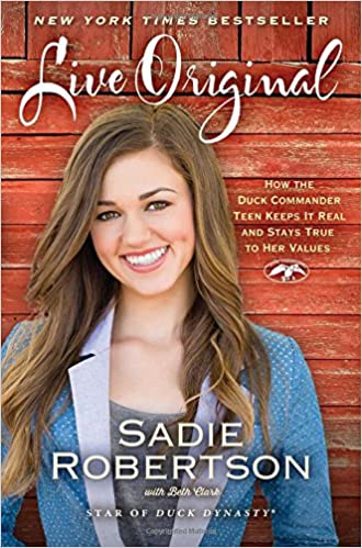 Image result for live original sadie robertson