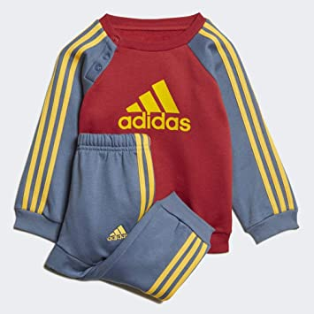 adidas I Logo Jog FL Chándal, Bebé-Niños: Amazon.es: Deportes y ...