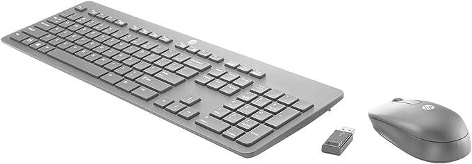 HP KB and Mouse - Ratón inalámbrico