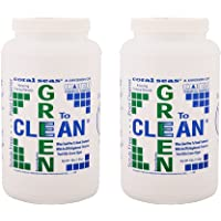 Coral Seas 2 Pack Green 2 Clean Algaecide 4Lb