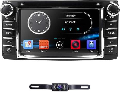 Amazon.com: Navegación por radio estéreo de coche para ...